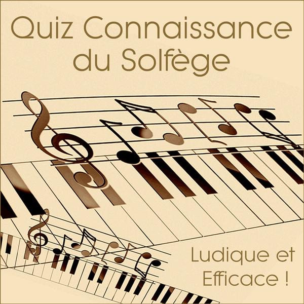 Quiz Connaissance du Solfège volume 1